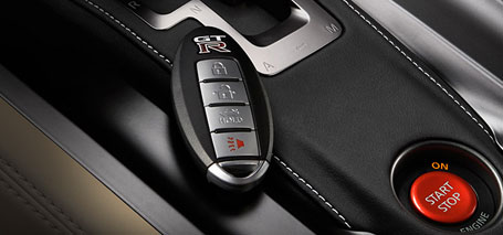 Nissan Intelligent Key<sup>&reg;</sup>