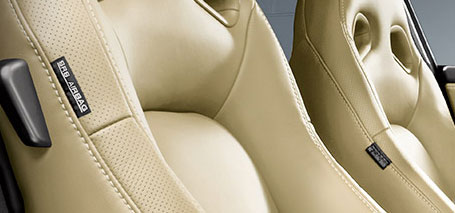 Leather-Appointed Seats