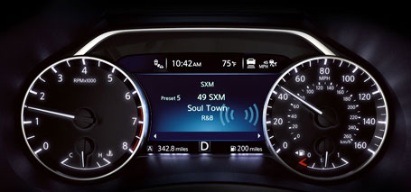 Advanced Drive Assist® Display (ADAD)